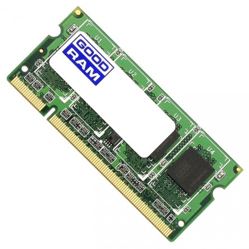Модуль памяти DDR3 SODIMM 8 Gb PC12800 (1600MHz) GoodRam (GR1600S364L11/8G)