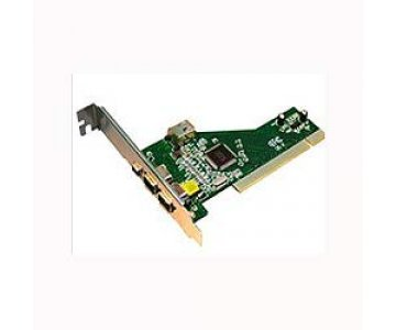 Контроллер PCI to IEEE1394 (MM-PCI-6306-01-HN01), IBRIDGE MM-PCI-6306-01-HN01, IBHK IEEE 1394a, VIA VT6306  3x Ext.(2x6P+1x4P) + 1x Int. port