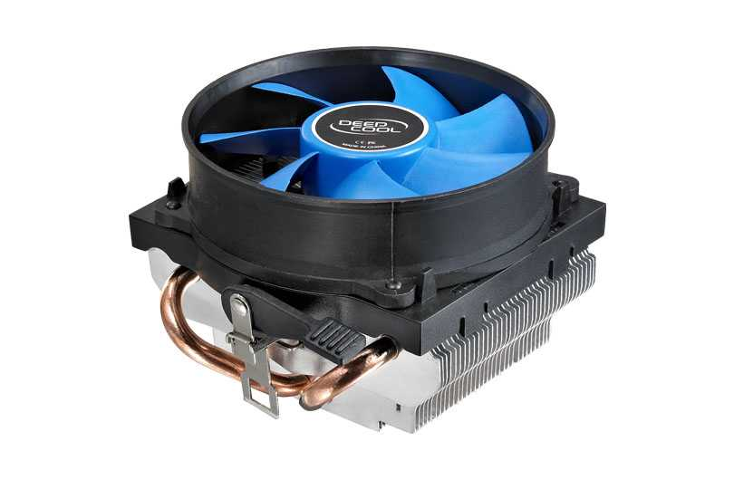Вентилятор для процессора под FM1/FM2/FM2+/AM2/AM2+/AM3/AM3+ Socket DeepCool BETA 200 ST (BETA 200 ST), 2200rpm, 26.3dB