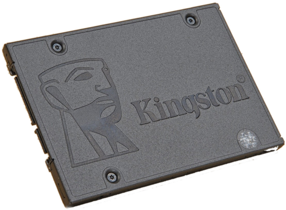 "SSD-накопитель 120 Gb Kingston SSDNow A400 (SA400S37) (SA400S37/120G (12*)), Phison PS3111-S11, S-ATAIII, 2.5"", Read up to 500 MB/s, Write up to 320 MB/s, TLC"