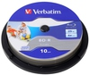 Диск BD-R DL Verbatim 50 Gb (43810), 4x, CakeBox 1шт ( в уп. 10 шт)