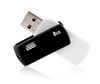 Флэш-память GoodRam (UCO2-0080KWR11), 8 Gb, UCO2, USB 2.0, Black-White