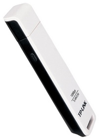 Wi-Fi адаптер TP-Link TL-WN727N (TL-WN727N), 150 Mbps, USB, supports Sony PSP
