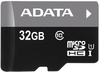 Карта памяти micro SDHC 32 Gb A-Data (AUSDH32GUICL10-R), class 10/UHS-I