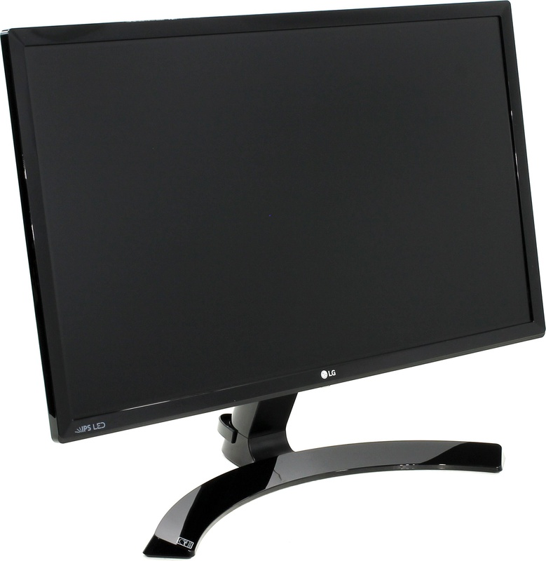 "Монитор TFT 22"" LED IPS LG 22MP58VQ (22MP58VQ-P (12*)), wide, Full HD, 5ms, контр. 1000:1, яр. 250 кд/м2, D-Sub/DVI/HDMI, Black"