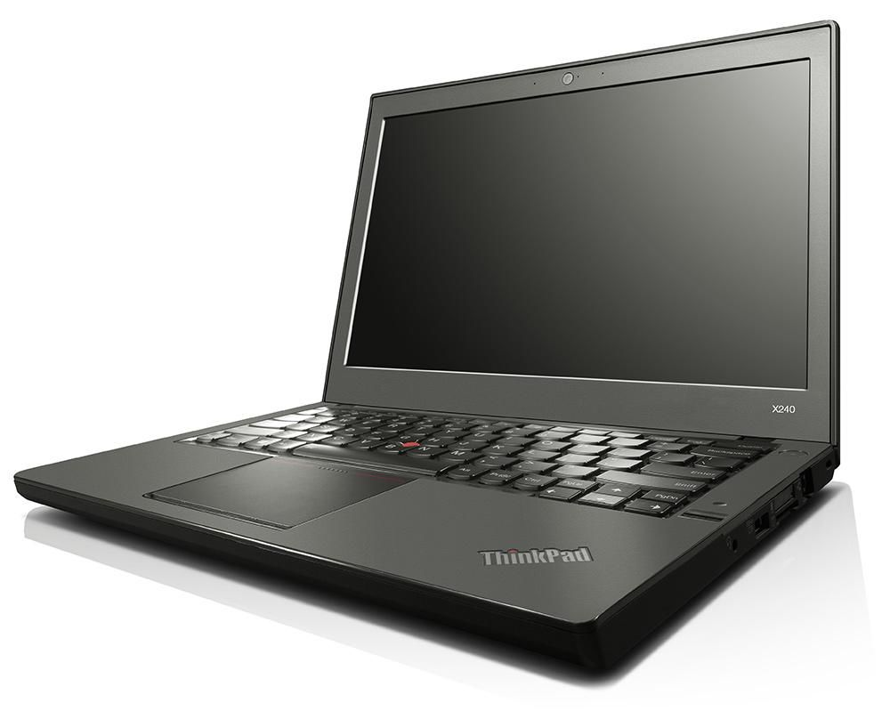 "Ноутбук Lenovo ThinkPad X240 (В наличии (гар. 7дн.)), Intel Core i3-4010U (1.7GHz), 12.5"" WXGA HD (1366x768), DDR3 8Gb/SSD 128Gb"