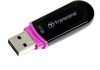 Флэш-память Transcend (TS16GJF300), 16 Gb, JetFlash 300, USB 2.0, Black