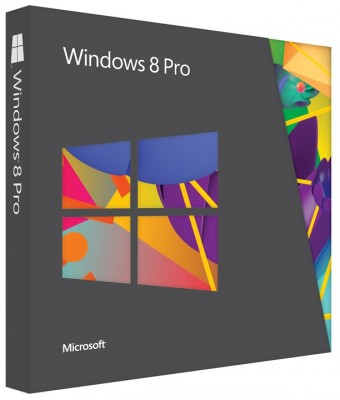 Программное обеспечение Microsoft Windows 8 Professional 32-bit Russian (FQC-05936), OEM