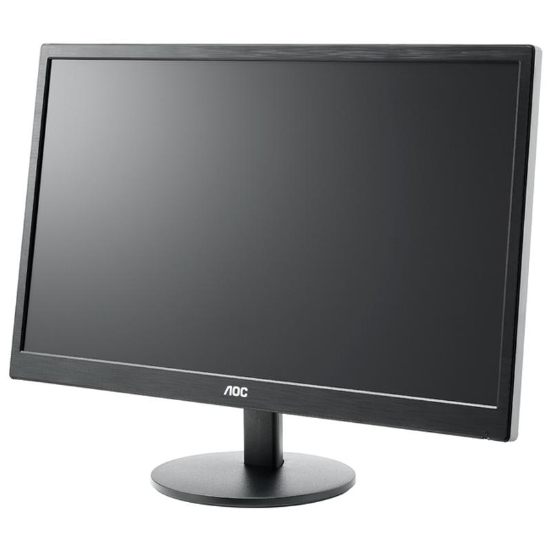 "Монитор TFT 19"" LED AOC E970Swn (E970Swn (12*)), wide, 5ms, контр. 700:1, 200 кд/м2, D-Sub, Black"