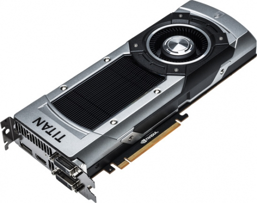 GeForce GTX TITAN Black от компании Palit